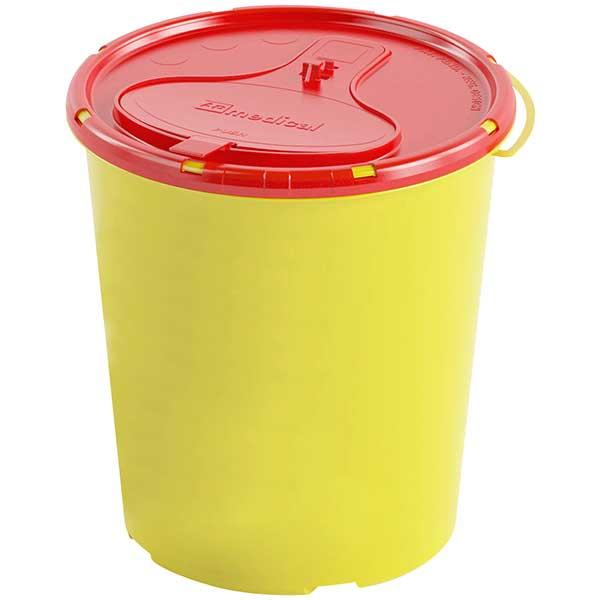 Kanülenabwurfbehälter 1,5 l