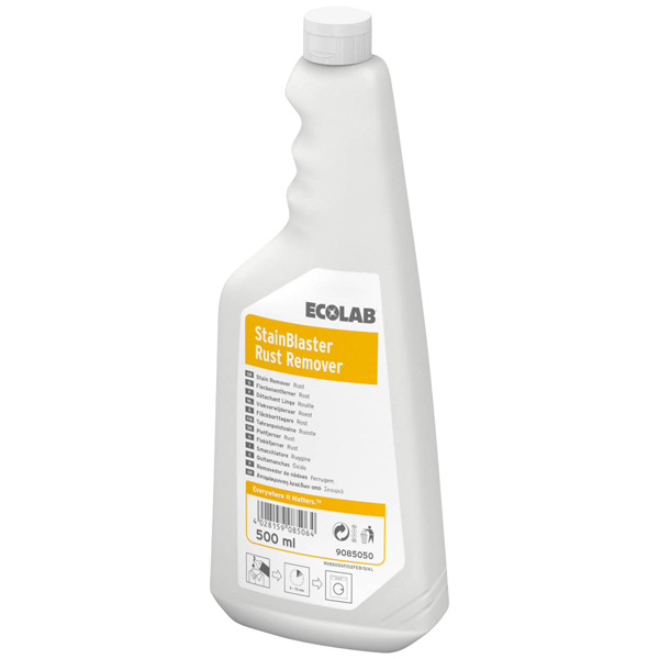 ECOLAB StainBlaster Rust Remover 500 ml