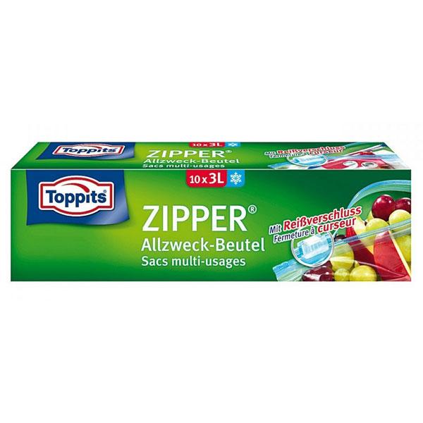 Ziploc-Zipper Allzweckbeutel