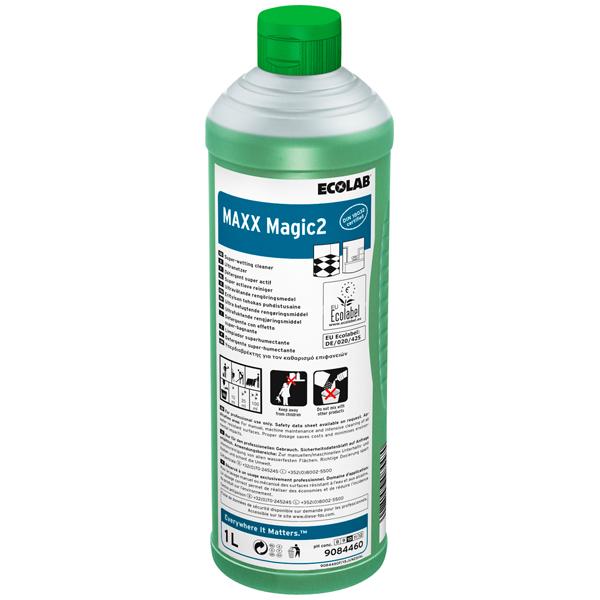 ECOLAB Maxx Magic 2 Hochleistungsreiniger 1 Liter