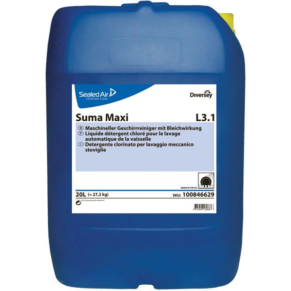Suma Maxi L3.1 Geschirr-Reiniger 20 Liter online kaufen - Verwendung 1