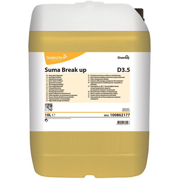 Suma Break up / D3.5