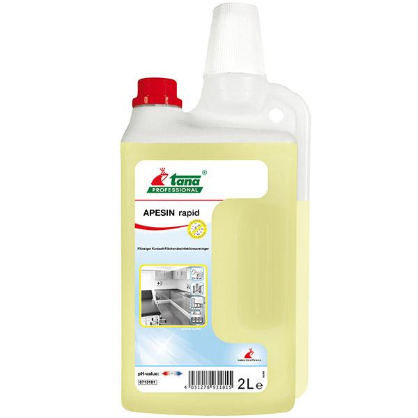 Tana Apesin rapid Desinfektionsreiniger 4 x 2 Liter