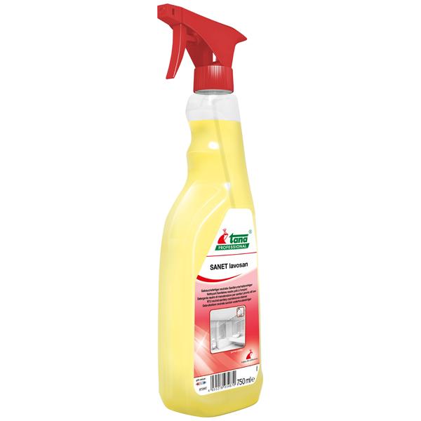 Tana Sanet Lavosan Sanitärreiniger 750 ml online kaufen - Verwendung 1