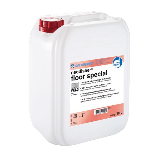 Neodisher® floor special Intensivreiniger 10 Liter online kaufen - Verwendung 1