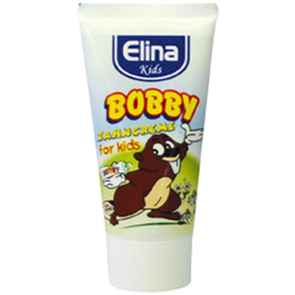 Elina Kids BOBBY Zahncreme 50 ml