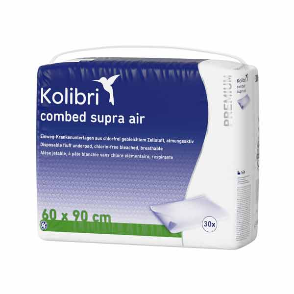 Kolibri combed premium air
