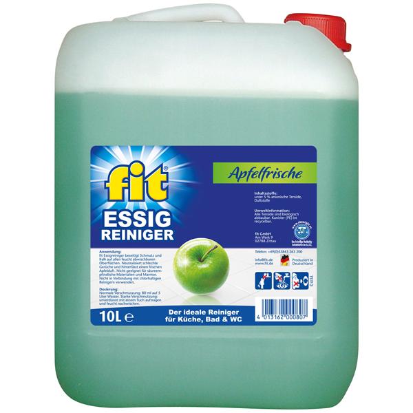 Fit Essigreiniger Apfel 10 Liter