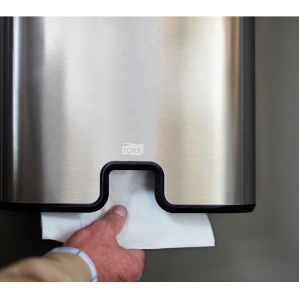Vorschau: Tork Xpress® Spender für Multifold Handtuch online kaufen - Verwendung 7