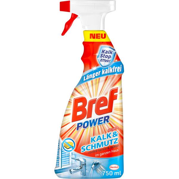 Bref Power Kalk & Schmutz Spray