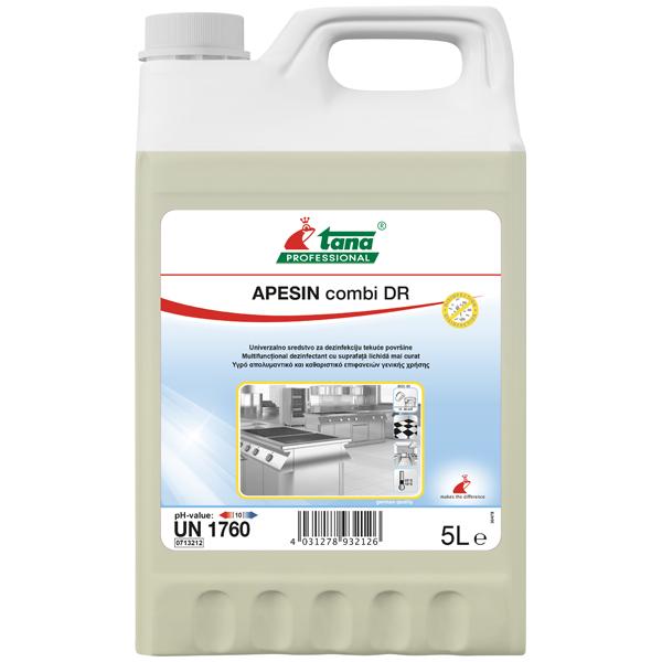 Tana Apesin combi DR Desinfektionsreiniger 2 x 5 Liter