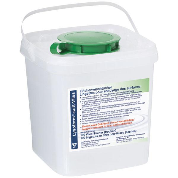 Lysoform®-soft-Vlies-Tuchspender ( unbefüllt )