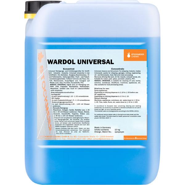 Wardol Universal Reinigungs- & Entfettungsmittel 10 Liter