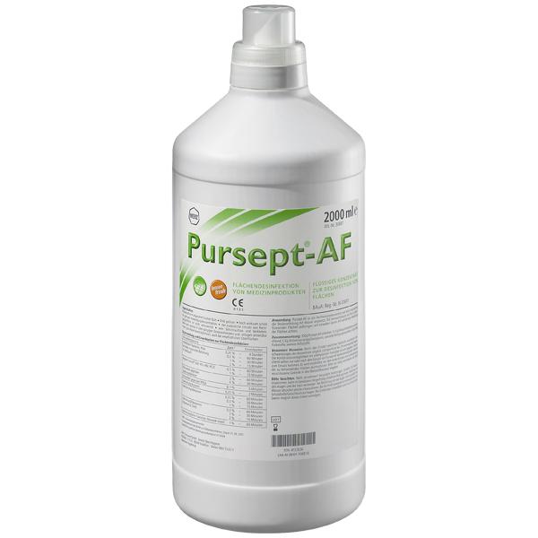 Schülke & Mayr pursept® AF Flächendesinfektion 2 Liter