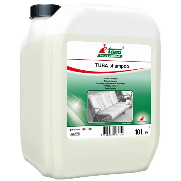 Tana TUBA shampoo Teppichreiniger 10 Liter