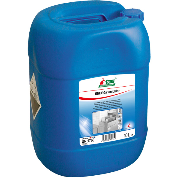 Tana ENERGY unichlor Geschirrspülreiniger 10 Liter