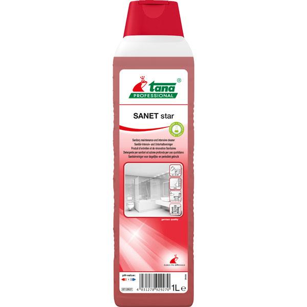 Tana Sanet Star Sanitärreiniger 1 Liter