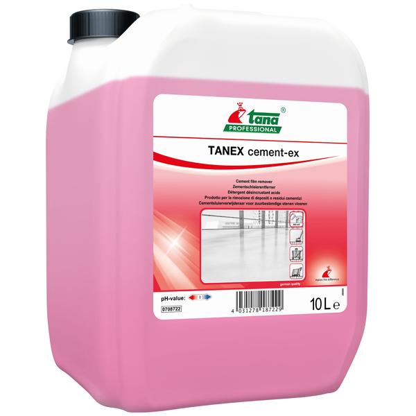 Tana Tanex cement-ex Zementschleier-Entferner 10 Liter