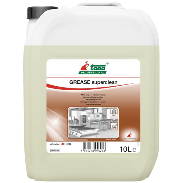 Tana Grease superclean Allzweck-Küchenreiniger 10 Liter