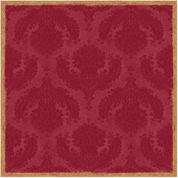 Duni Mitteldecke 84 x 84 cm royal-bordeaux