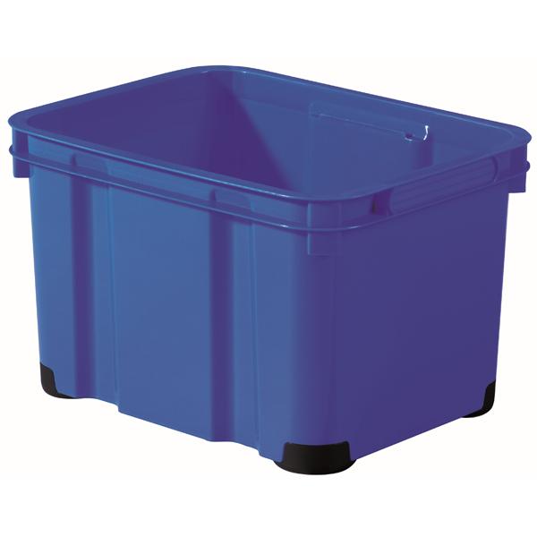 Curver Unibox III blau L 30 l