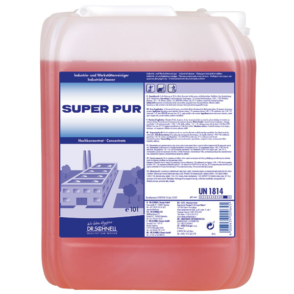 Dr.Schnell Super Pur 10l