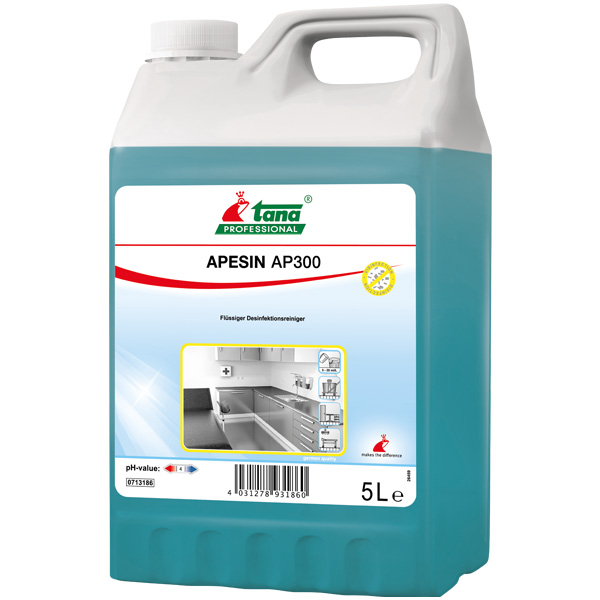 Tana Apesin AP 300 Flächendesinfektion 2 x 5 Liter