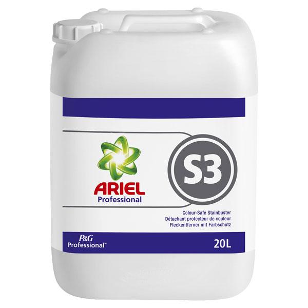 Professional System 3 Ariel Fleckentferner 20 l