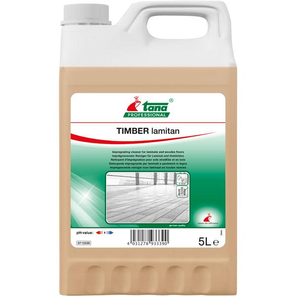 Tana Timber lamitan Holz-Bodenpflege 2 x 5 Liter