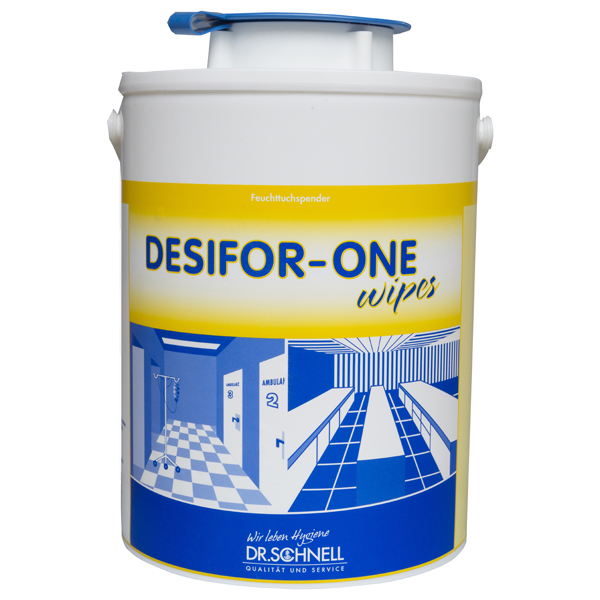 Dr. Schnell Desifor-one Wipes System Spender