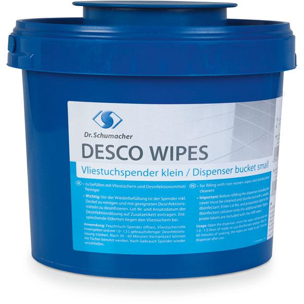 Dr.Schumacher Desco Wipes Desinfektionstuchspender ( unbefüllt )