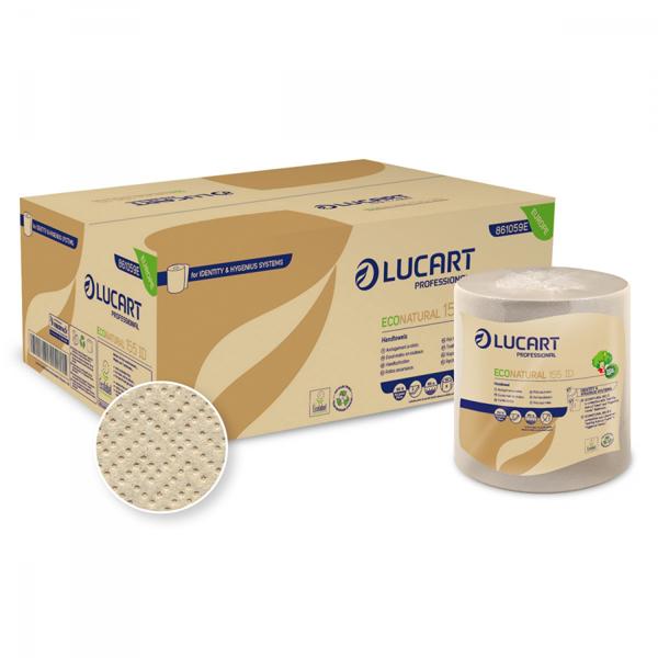 Lucart ECO Natural - Handtuchrolle