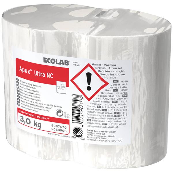 Ecolab Apex Ultra NC