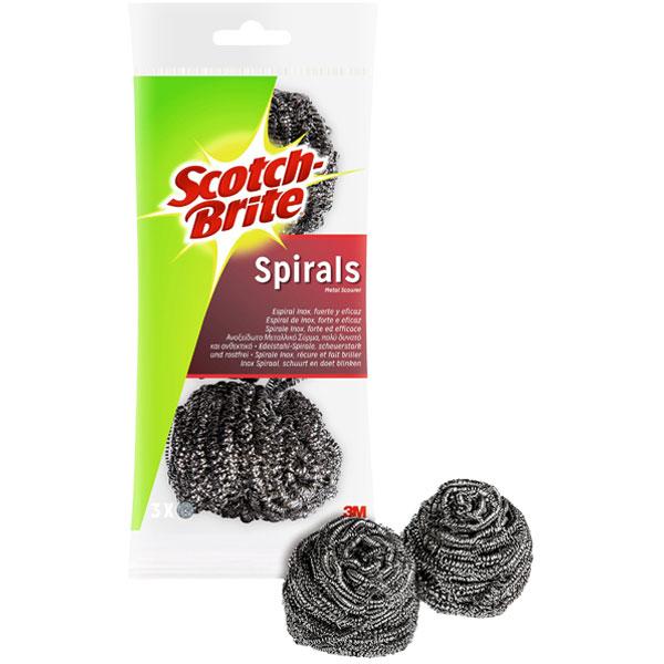 3M Edelstahlspirale Scotch-Brite IS3
