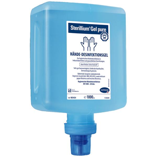 Hartmann ® Gel pure CleanSafe