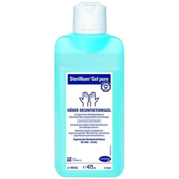 Hartmann Sterillium® Gel pure Händedesinfektions-Gel 475 ml