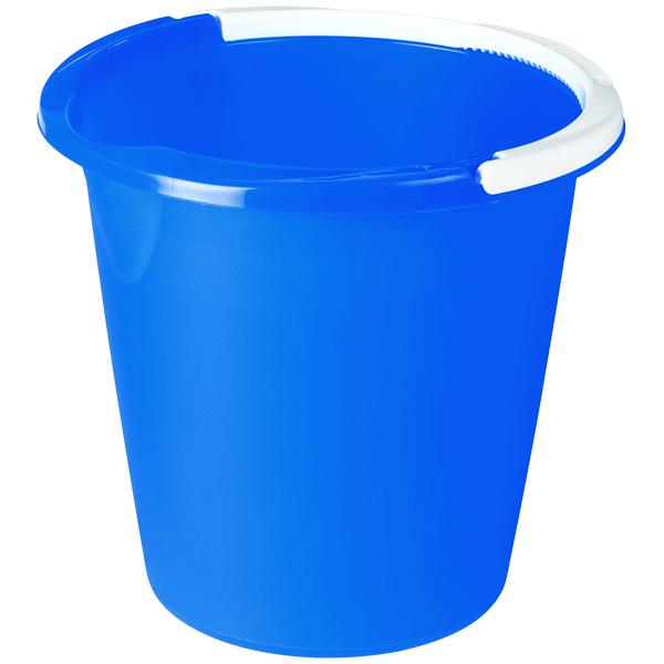 Curver Eimer 10 l molokai blau