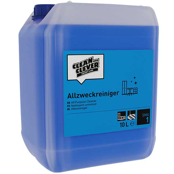 CLEAN and CLEVER SMART Allzweckreiniger SMA 1 online kaufen - Verwendung 1