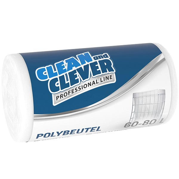 CLEAN and CLEVER PROFESSIONAL Polybeutel PRO 76