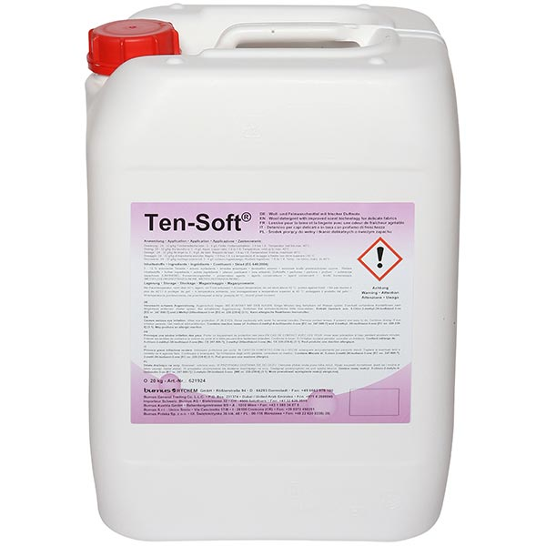 Burnus Ten-Soft Woll-/Feinwaschmittel