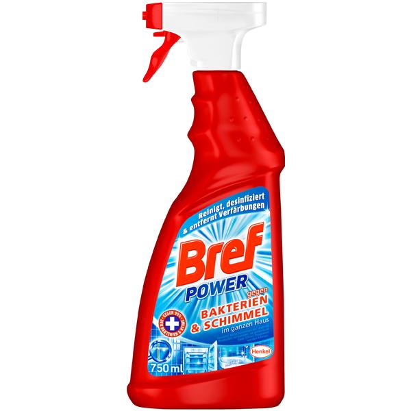 Bref Power Bakterien & Schimmel Spray 750 ml