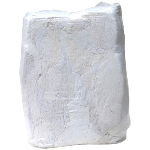 Putzlappen hochweiß 10 kg