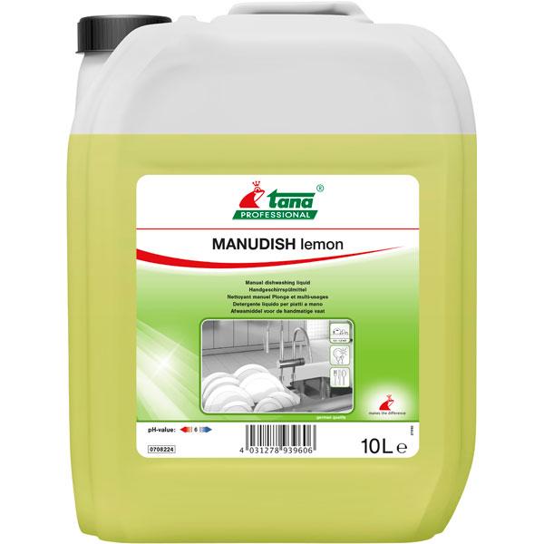 Tana Handgeschirrspülmittel Manudish Lemon 10 l