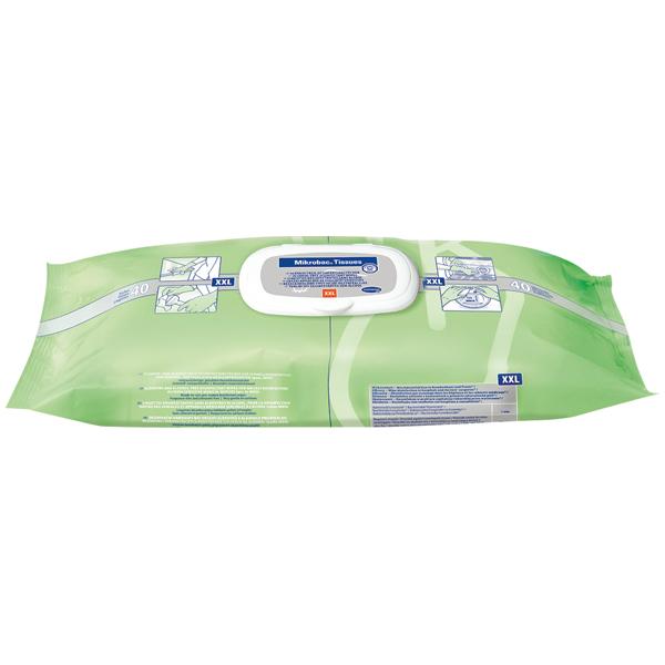 Hartmann Mikrobac® Tissues XXL Desinfektionstücher 40 Stück
