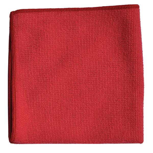 Taski MyMicro Microfasertuch 36 x 36 cm rot