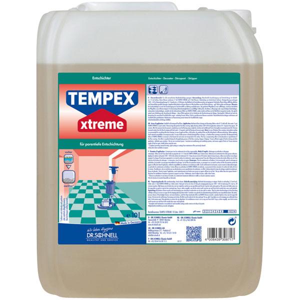 Dr.Schnell Tempex Xtreme Beschichtungsentferner 10 Liter