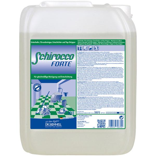 Dr. Schnell Schirocco Forte Grundreiniger 10 Liter