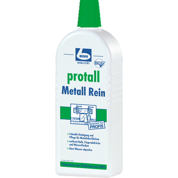 Dr.Becher protall Metall Rein Waschlotion