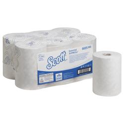 Vorschau: Scott® Essential™ Slimroll™ Papierhandtücher Rolle 6695 online kaufen - Verwendung 2