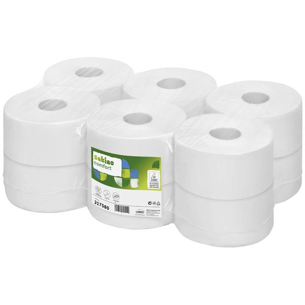 Wepa Satino Comfort Jumbo-Toilettenpapier